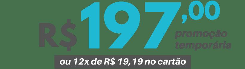 R$ 197